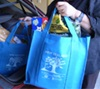 Reusable bags are a great alternative to plastic bags