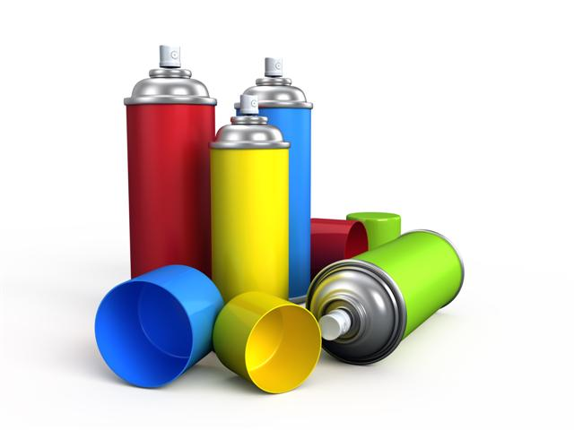 Aerosol Cans Dispense Everything From Hairspray To Cleaning Products To Whipped Cream They Work