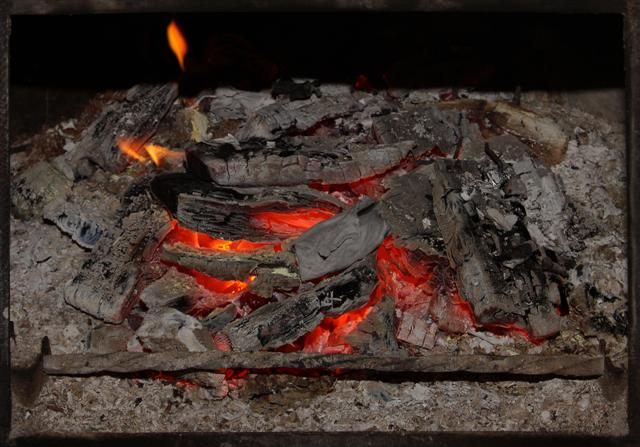 Burning Firewood Is An Important Source Of Heat For Many