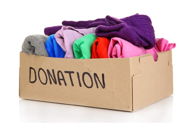 Do some good with the clothes you ll never wear again these are