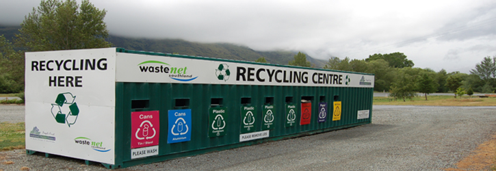 Garston Recycling Centre Located At 9 Athol Garston