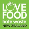 Logo - Love Food Hate Waste New Zealand