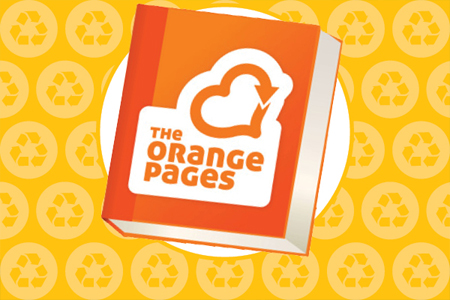 Orange Pages logo